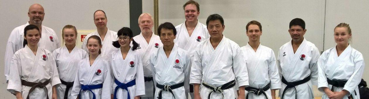 Tsunami Shotokan Karateklubb, Holmlia